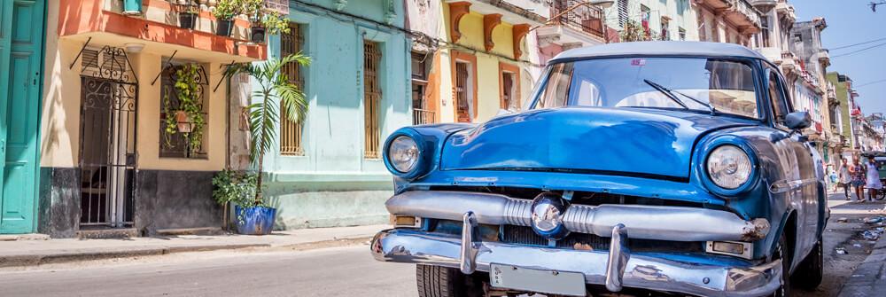 Papier peint photo voiture