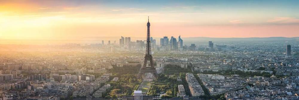 Paris Papier peint panoramique