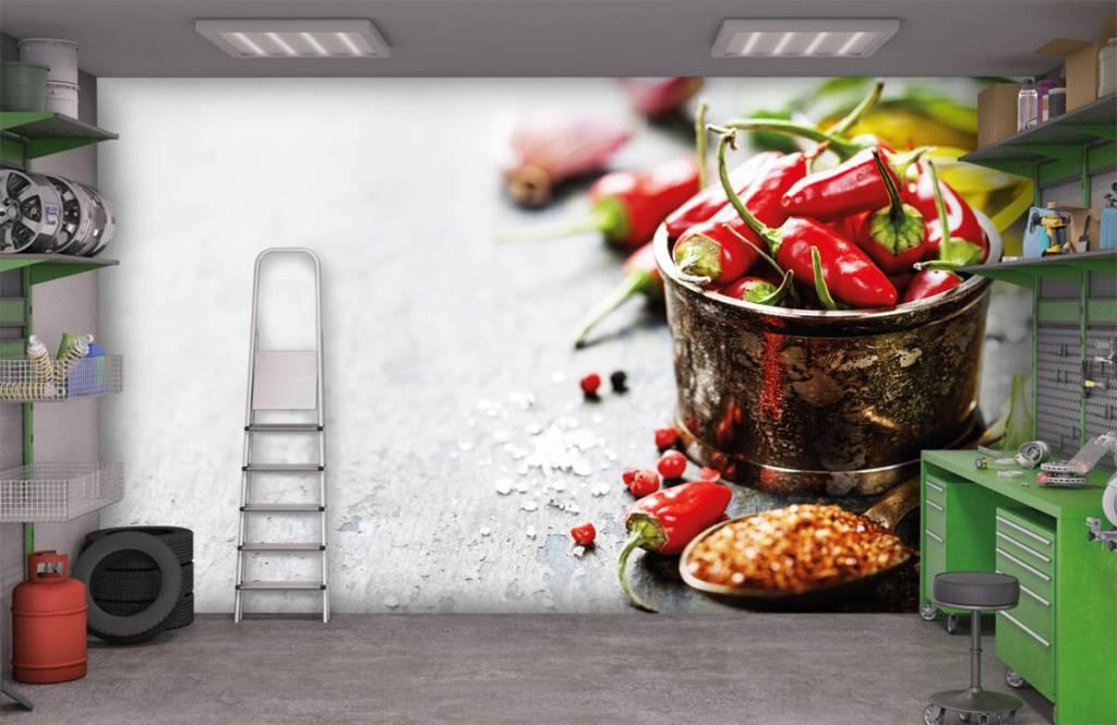 Autre - Piments chili - Cuisine 4