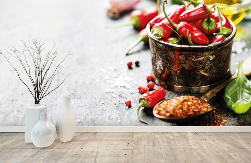 Autre - Piments chili - Cuisine 8