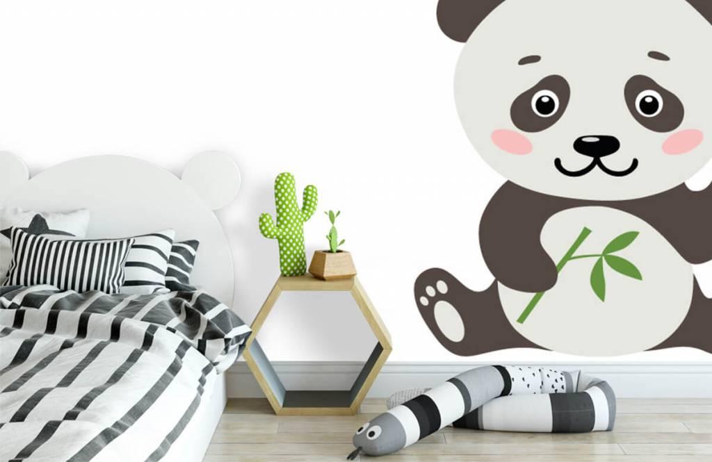 Autre - Bébé panda - Chambre de bébé 3