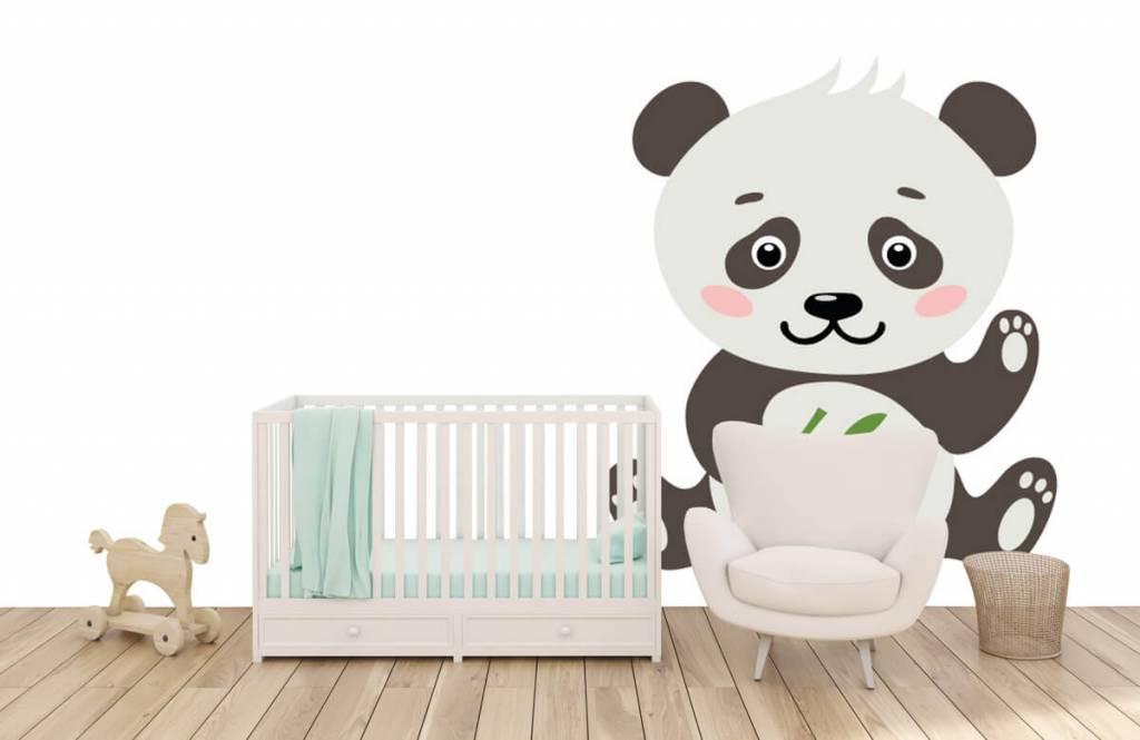 Autre - Bébé panda - Chambre de bébé 5