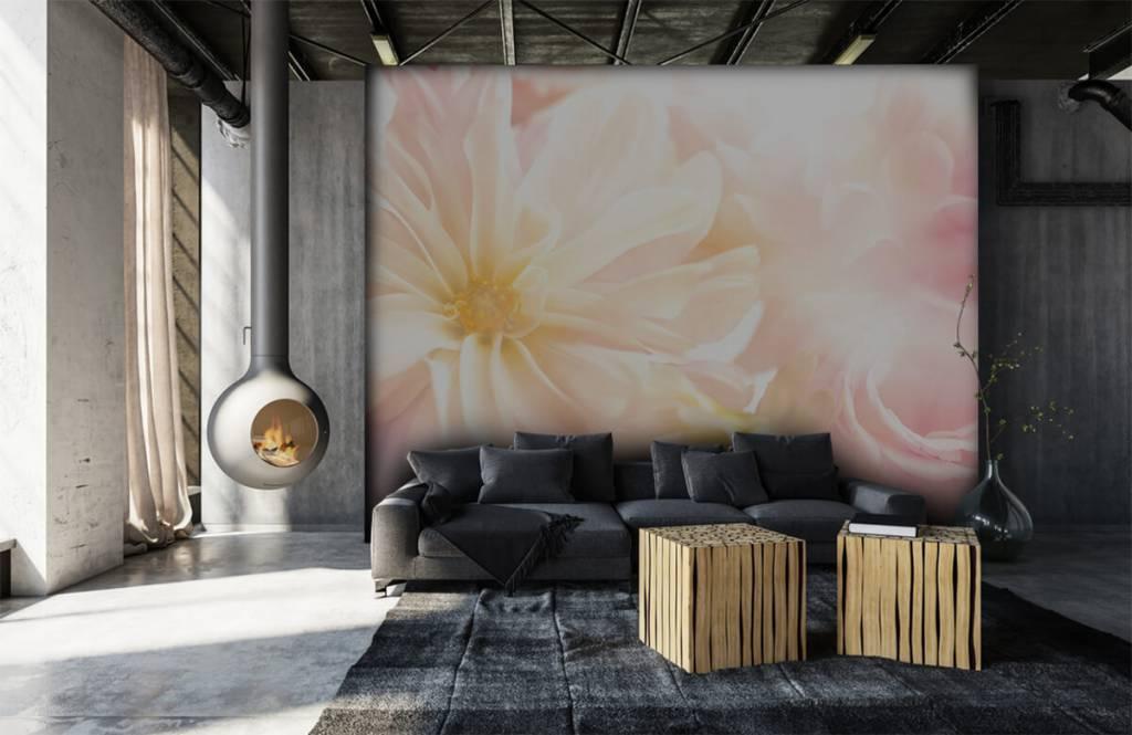Champs fleuris - Fleurs claires - Chambre à coucher 6
