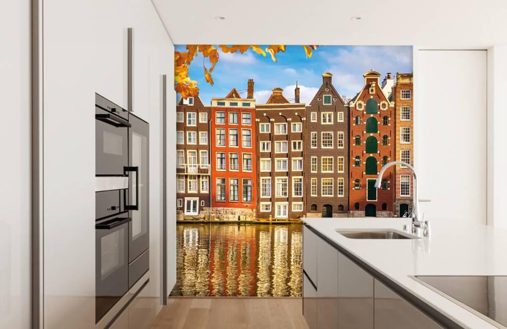 Papier peint Villes - Amsterdam - Chambre à coucher 3