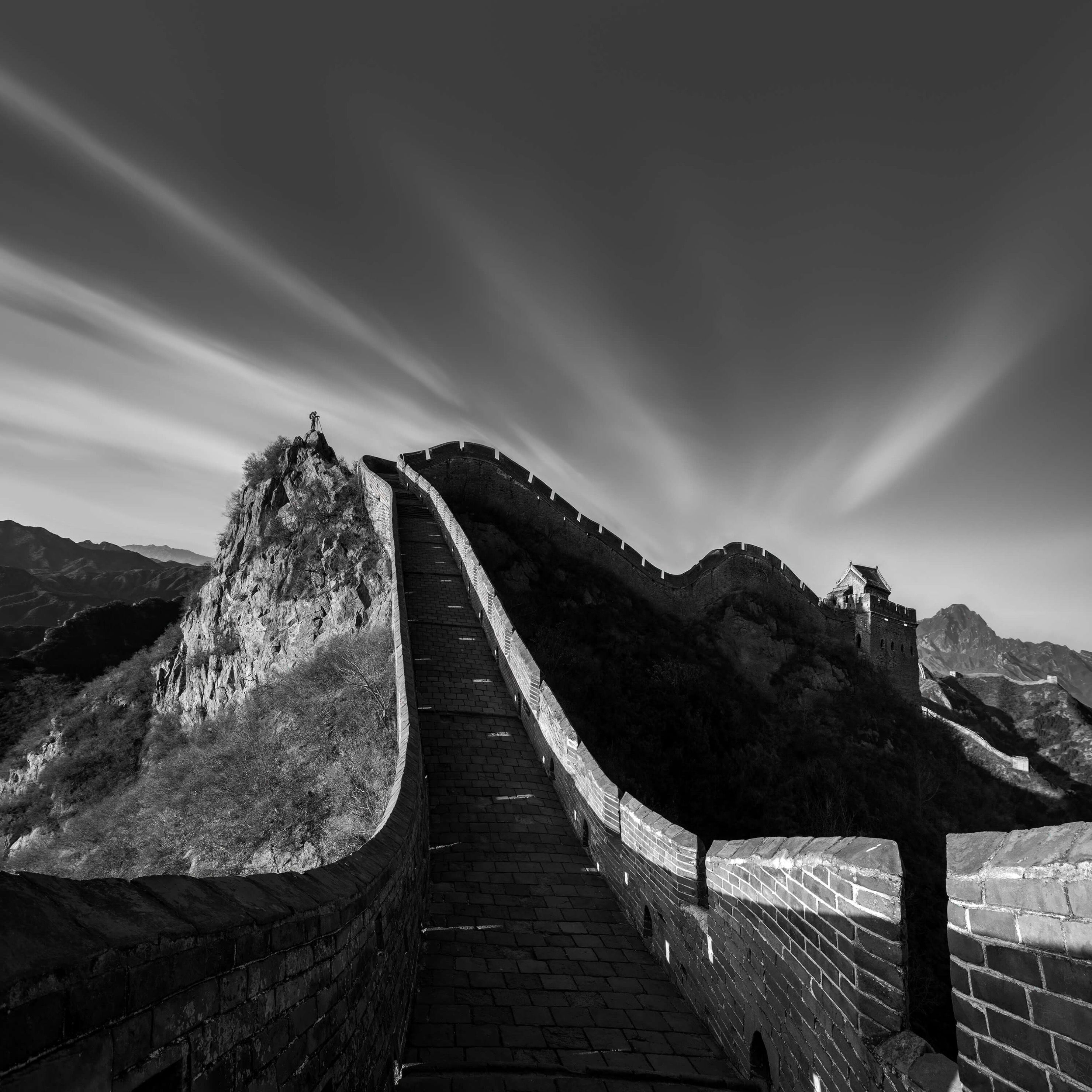Landscape Photographing the Great Wall