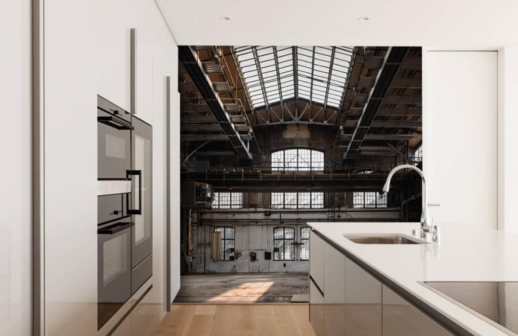 Bâtiments - Verlaten industriële hal - Chambre à coucher 5