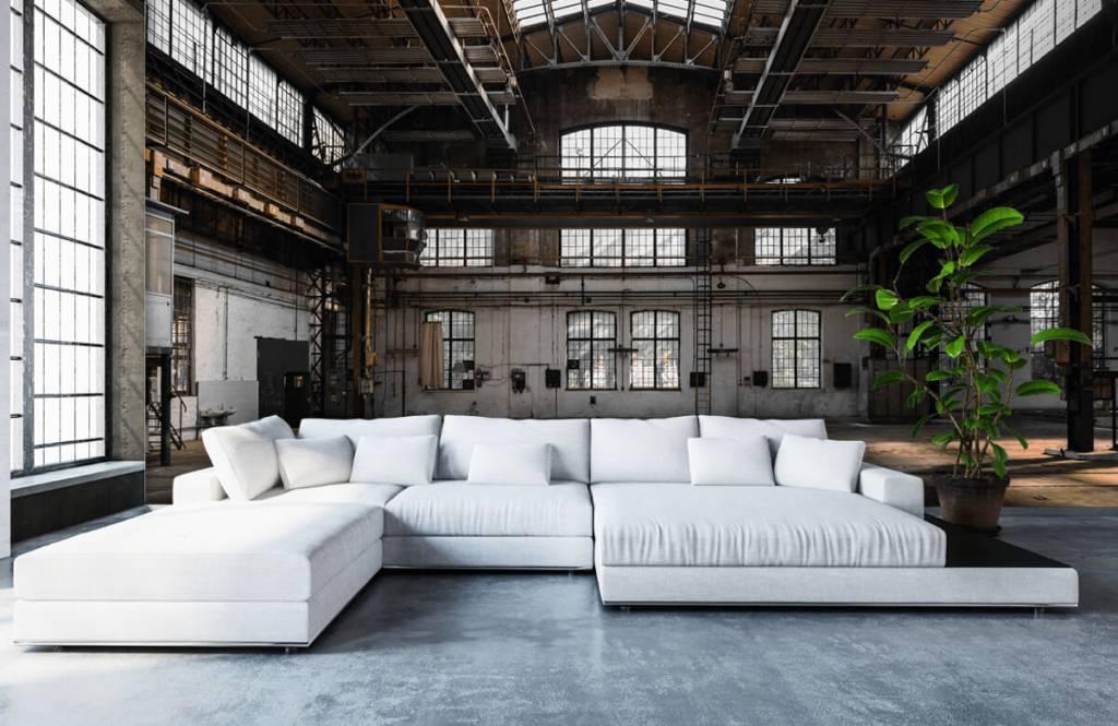 Bâtiments - Verlaten industriële hal - Chambre à coucher 6