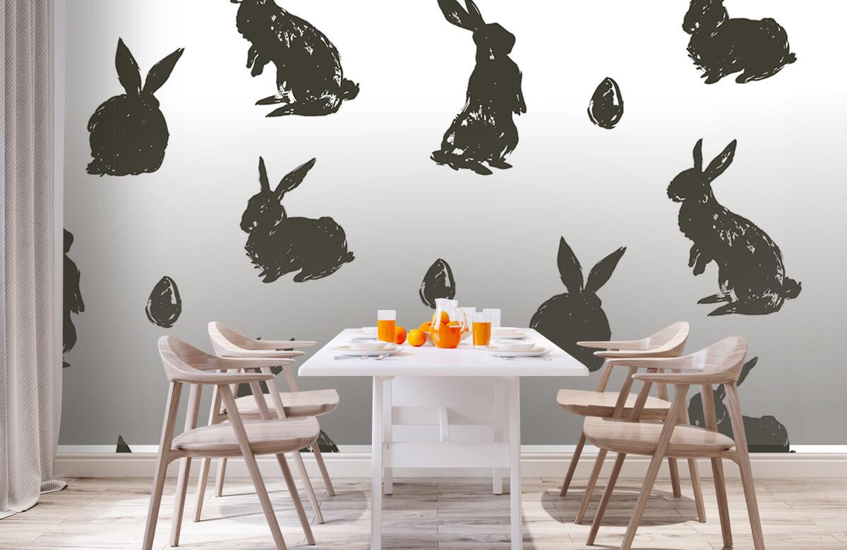 Pattern Le lapin de Pâques 2