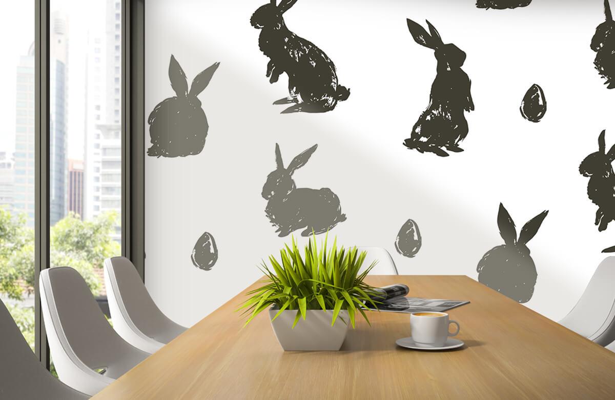 Pattern Le lapin de Pâques 4