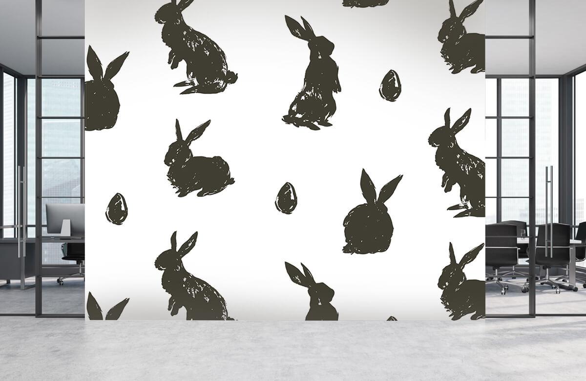 Pattern Le lapin de Pâques 7