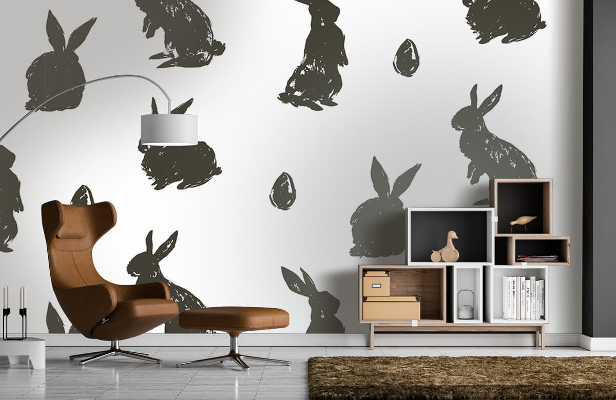 Pattern Le lapin de Pâques 8