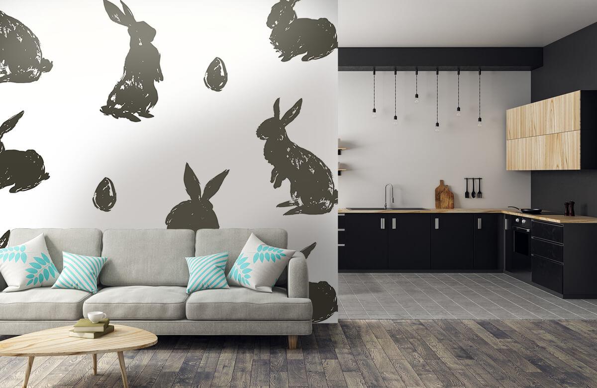 Pattern Le lapin de Pâques 10