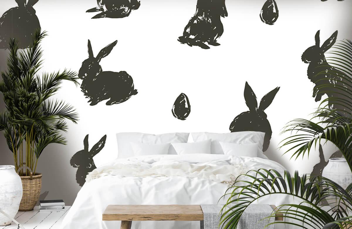 Pattern Le lapin de Pâques 5