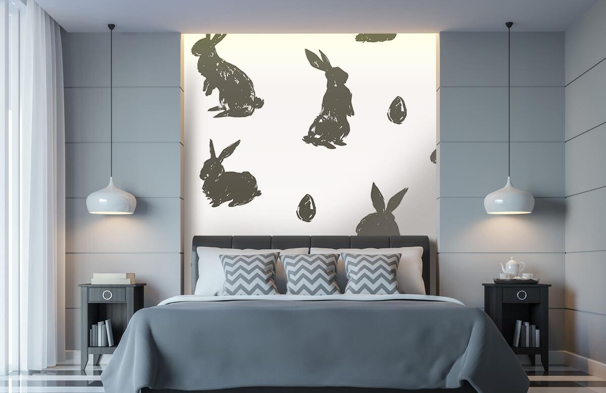 Pattern Le lapin de Pâques 11