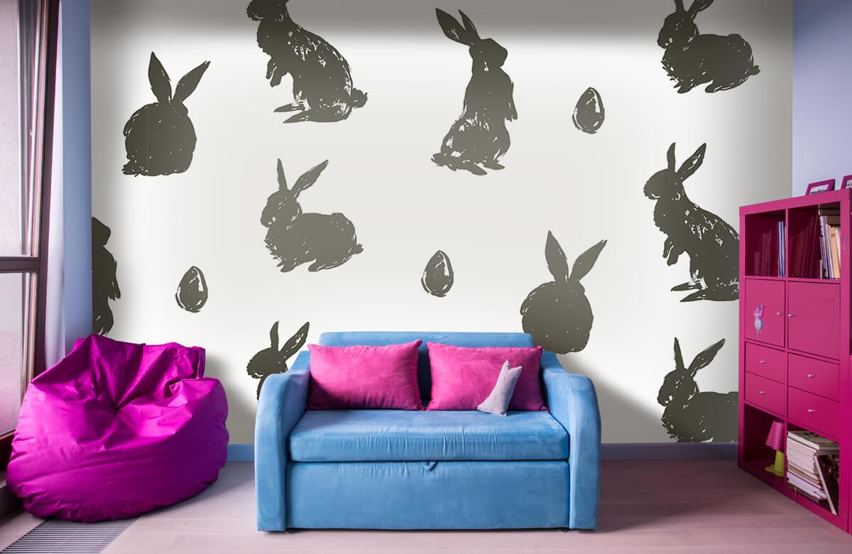 Pattern Le lapin de Pâques 1