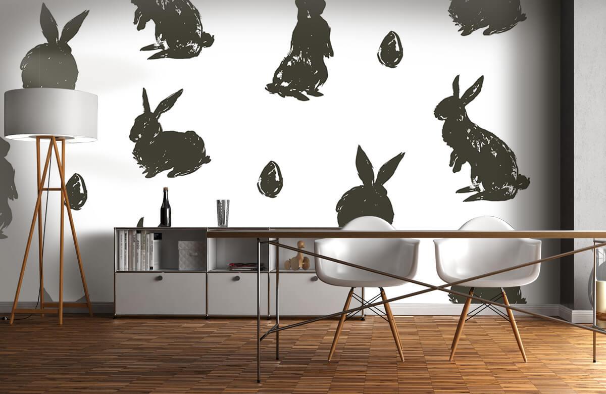 Pattern Le lapin de Pâques 6