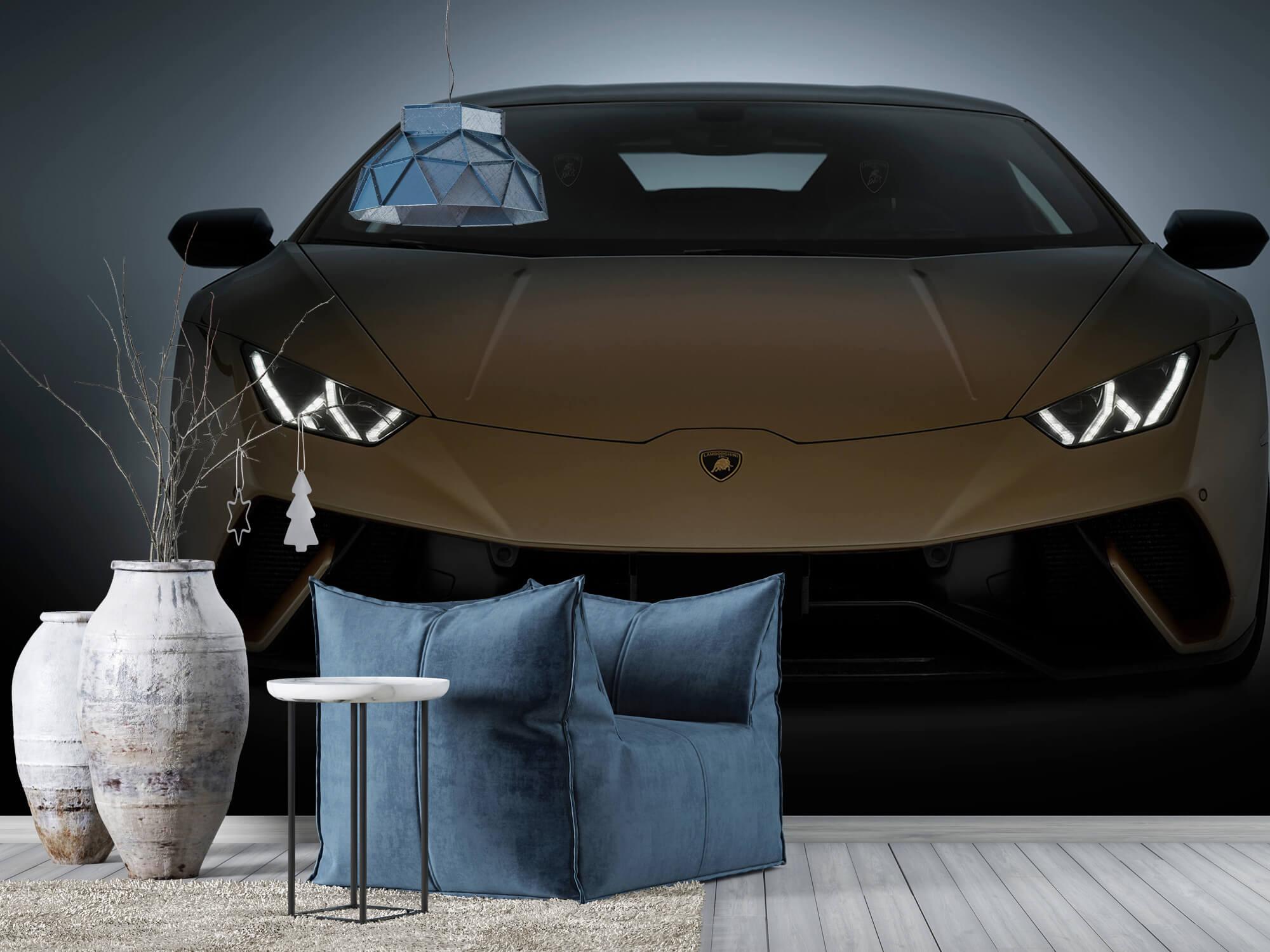 Wallpaper Lamborghini Huracán - Face avant 4