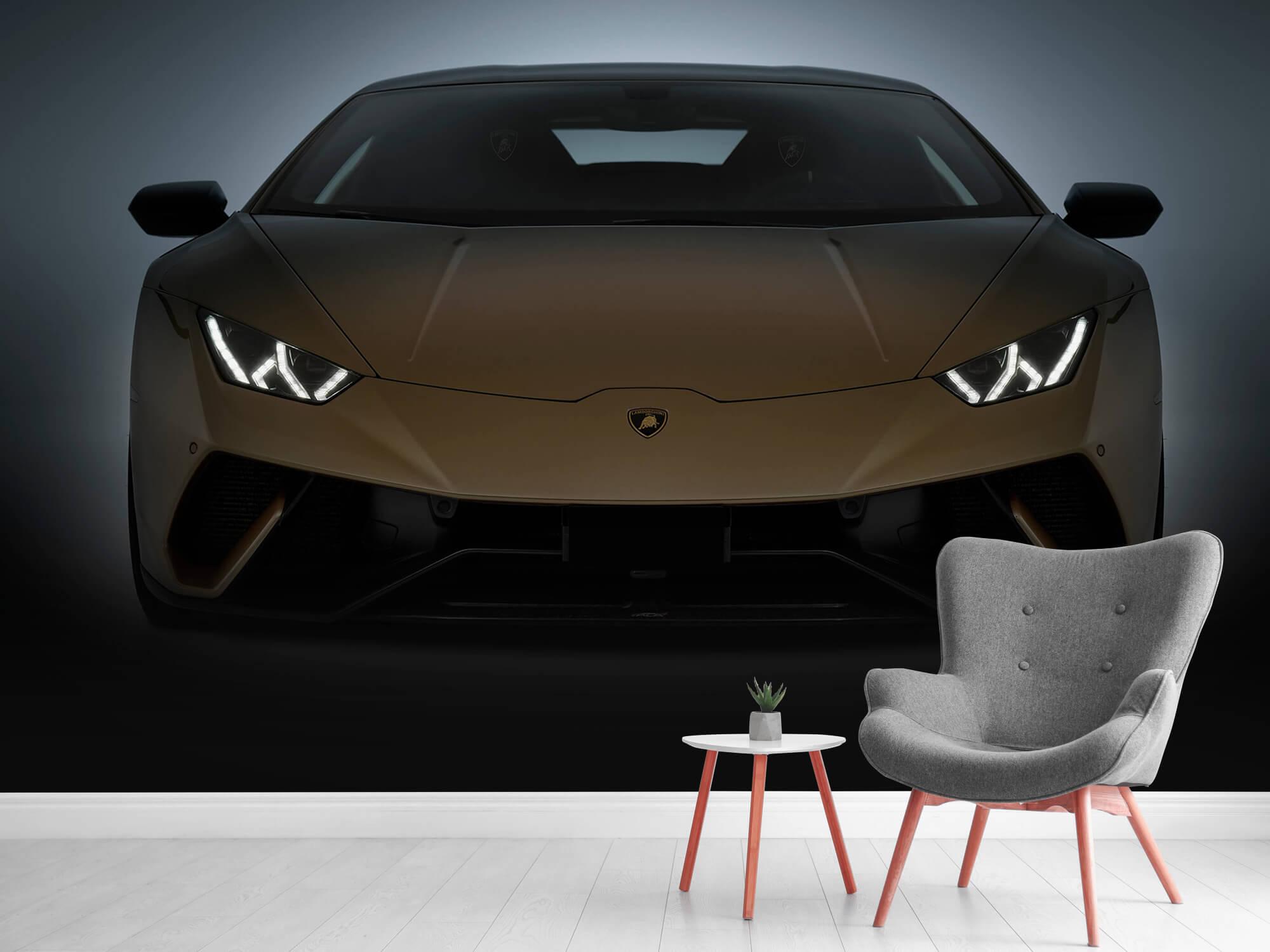 Wallpaper Lamborghini Huracán - Face avant 2