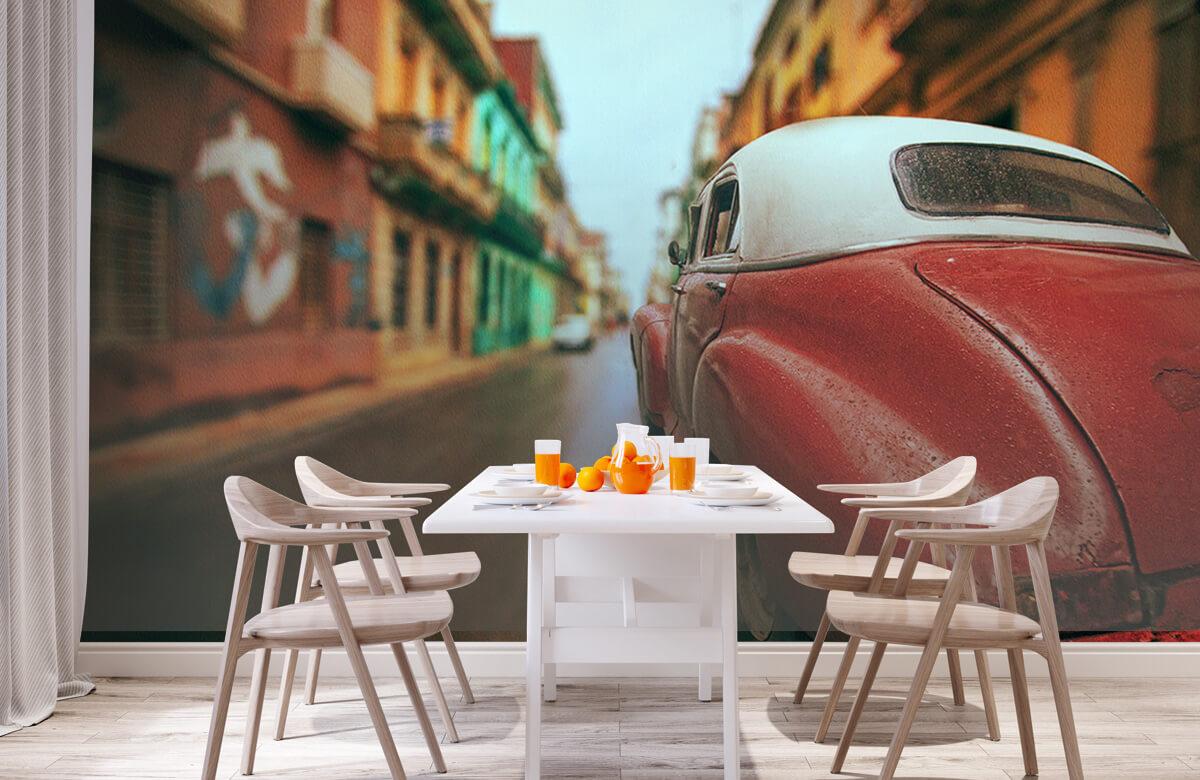 Cuba Street Car 2