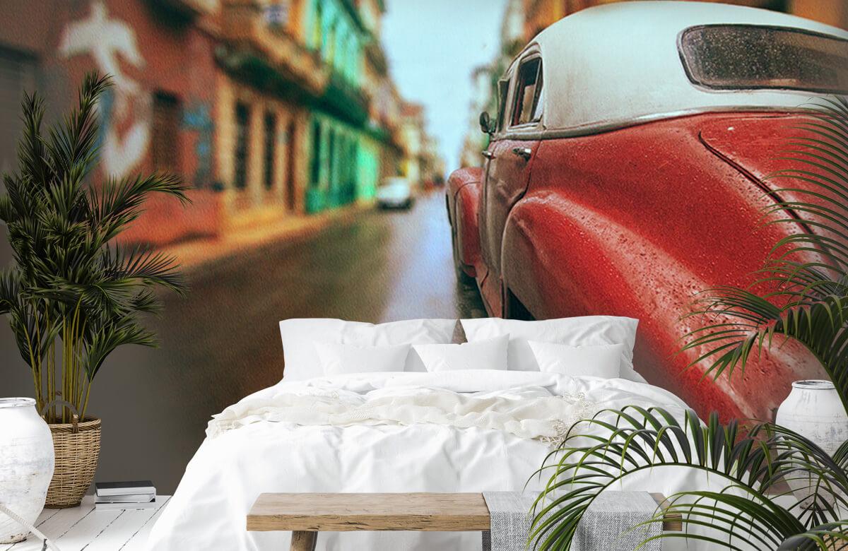 Cuba Street Car 8