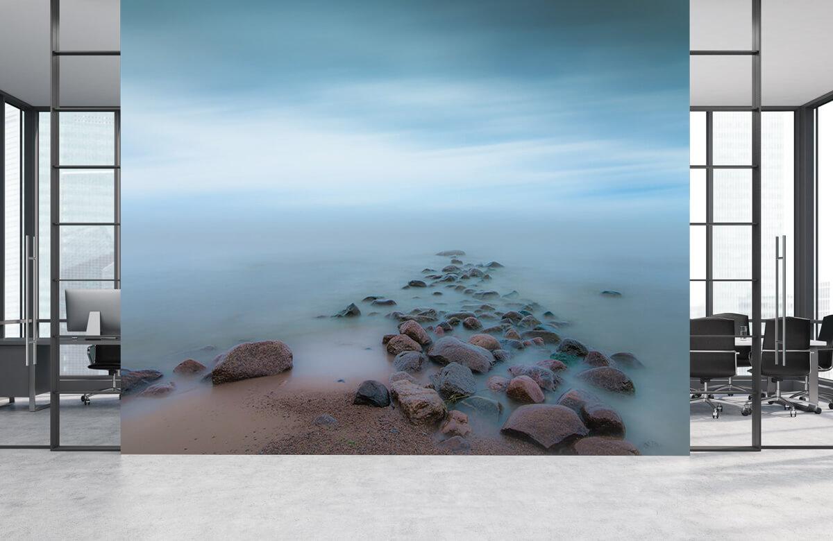 Rocks in the water 3