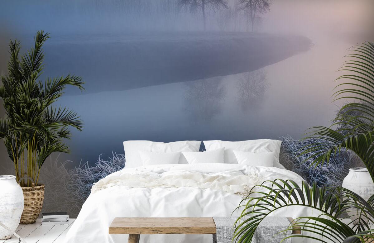 Cold a Bucolic sunrise 5