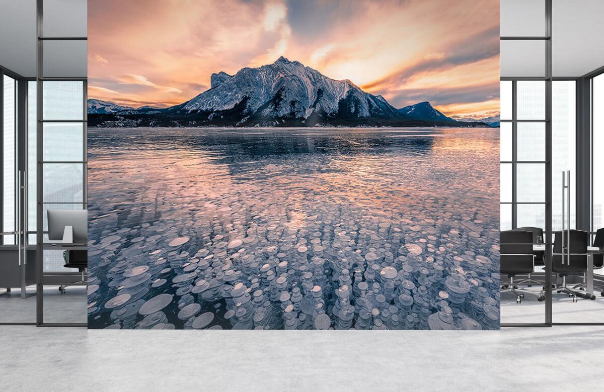 Sunrise in Bubble Lake 6