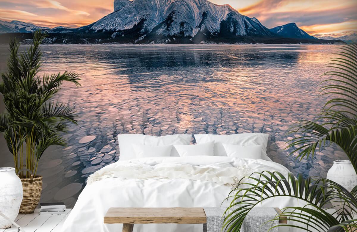 Sunrise in Bubble Lake 10