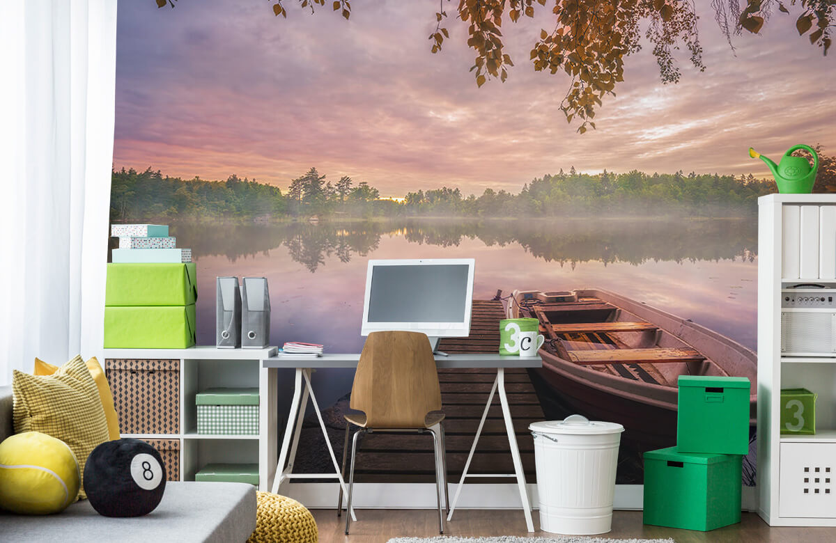 Colorful lake 9