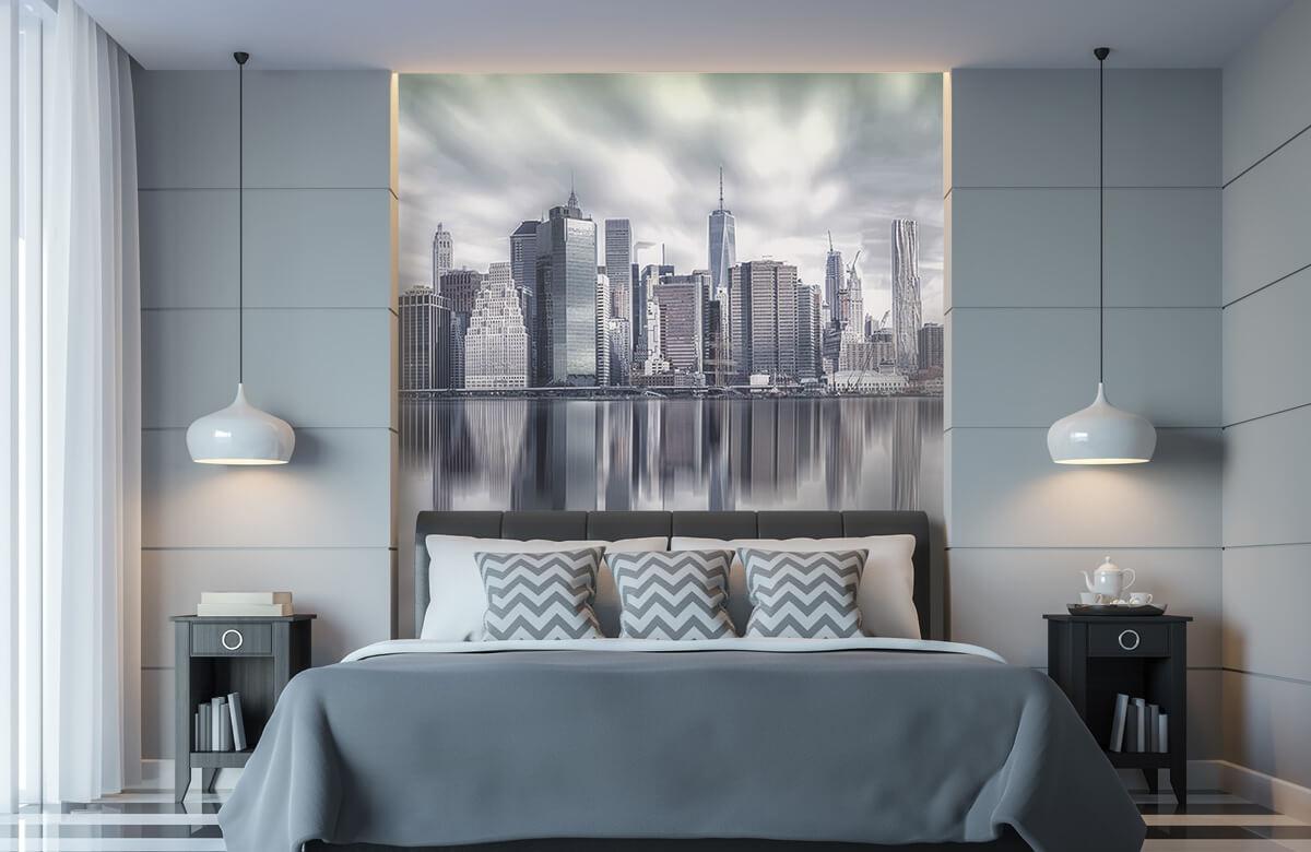 Manhattan Reflection 3
