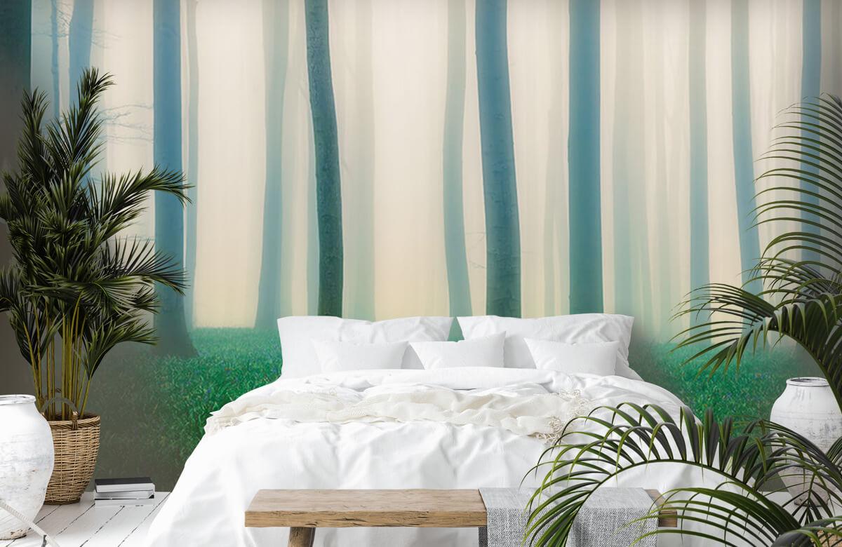 Landscape Daydreaming of Bluebells 8