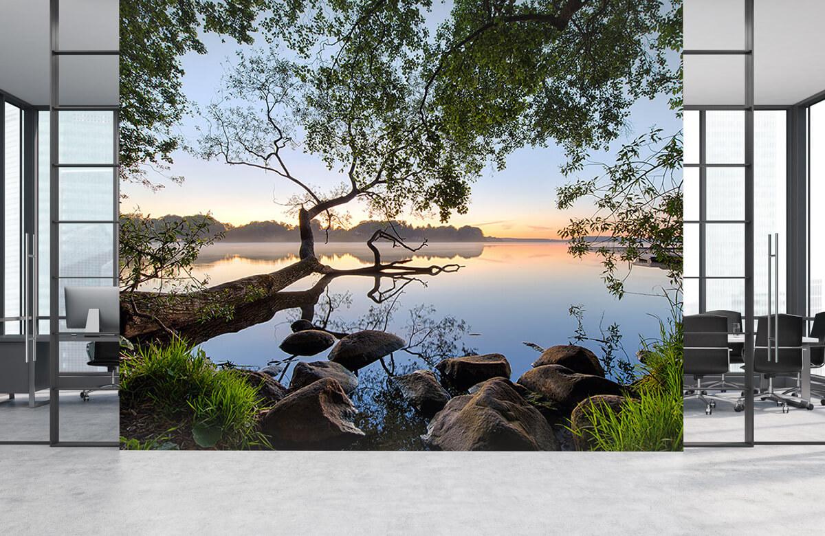 Landscape Lake view 6