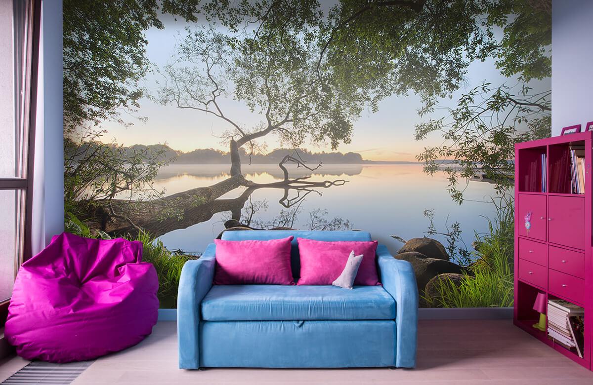 Landscape Lake view 8