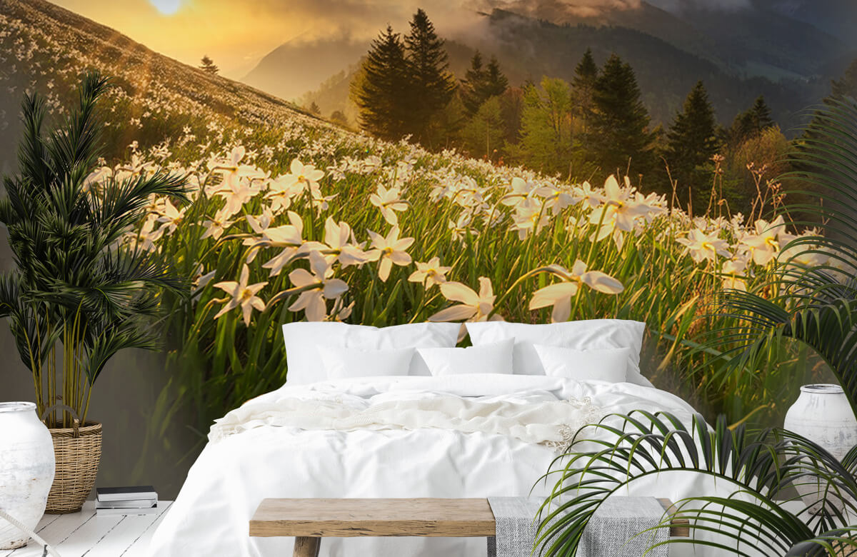 Landscape White carpet 3