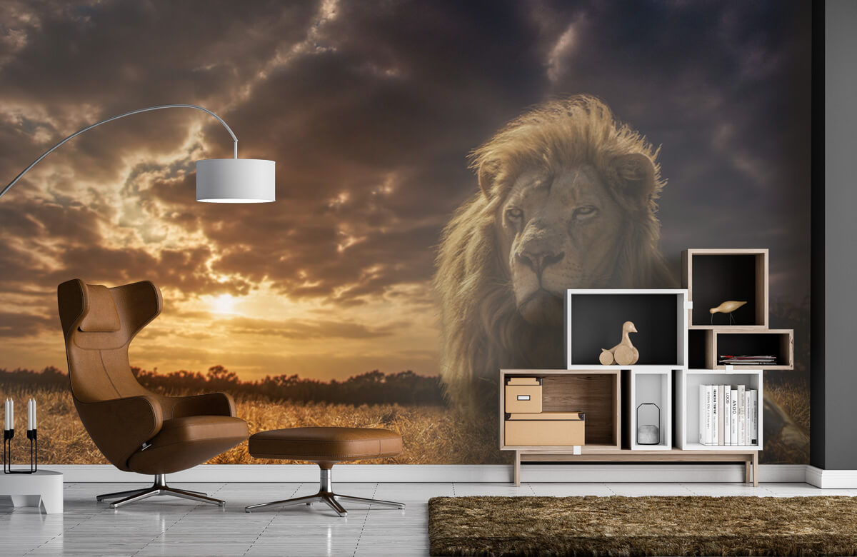 Animals Adventures on Savannah - The Lion King 7
