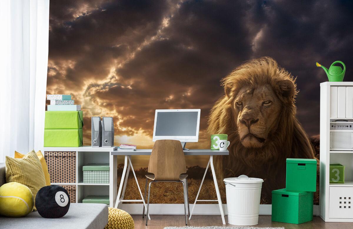 Animals Adventures on Savannah - The Lion King 1