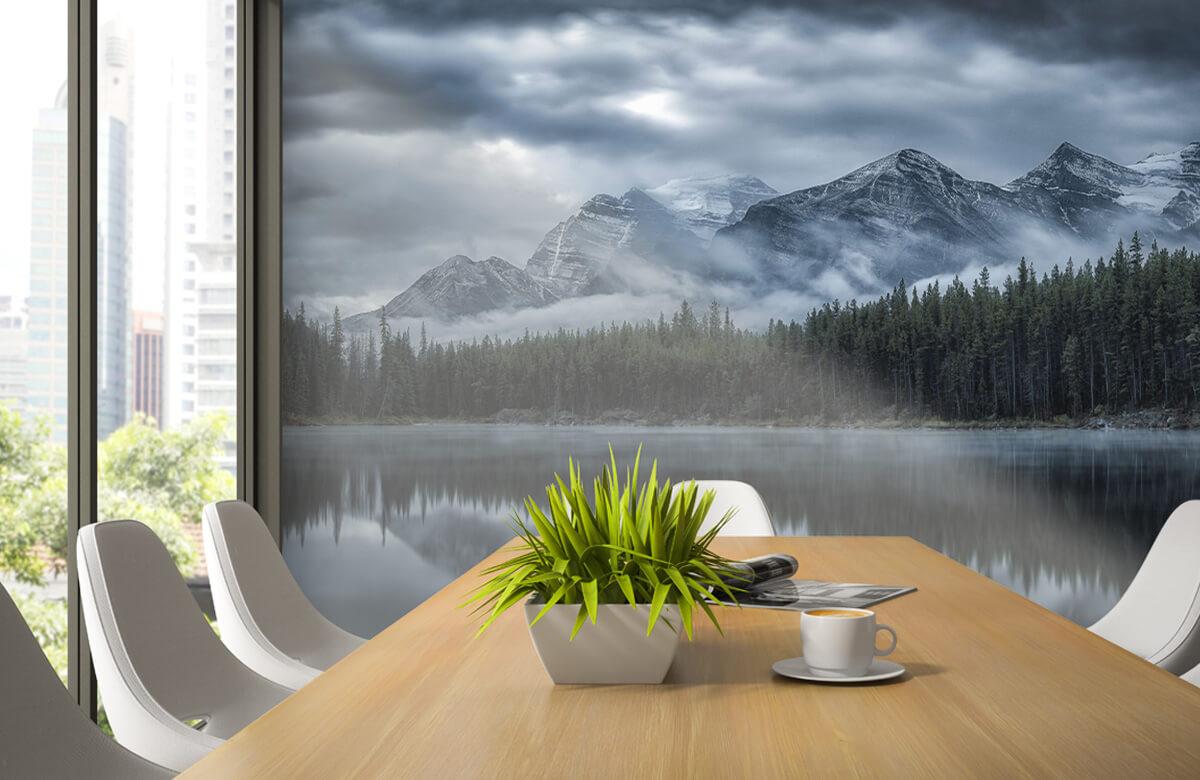 Landscape Cold Mountains 4