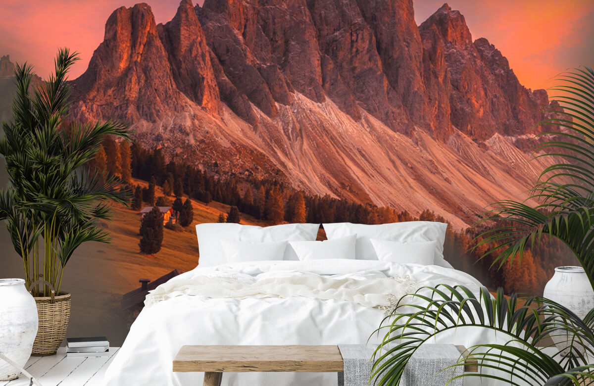 Landscape Cabins In The Dolomites 8