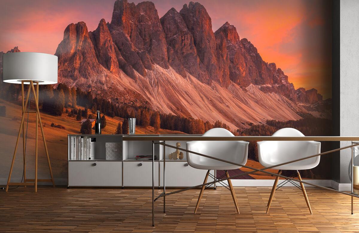Landscape Cabins In The Dolomites 4