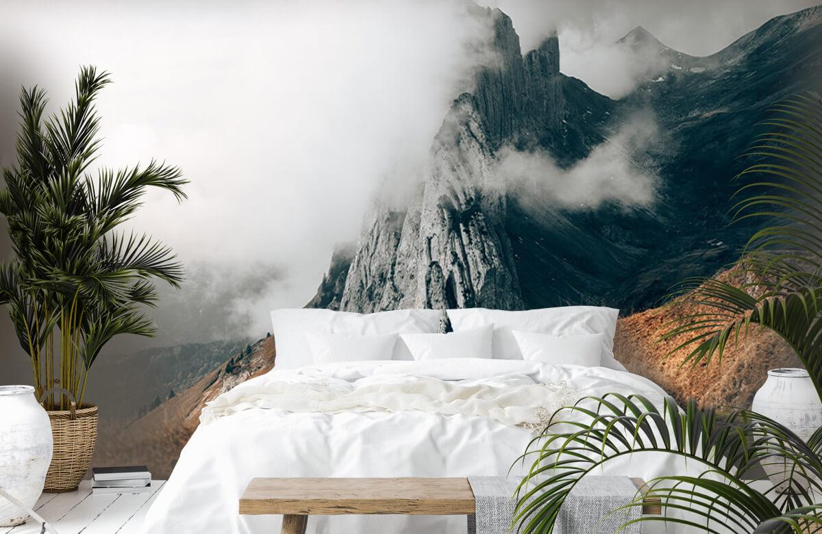 Wallpaper Alpes suisses 3
