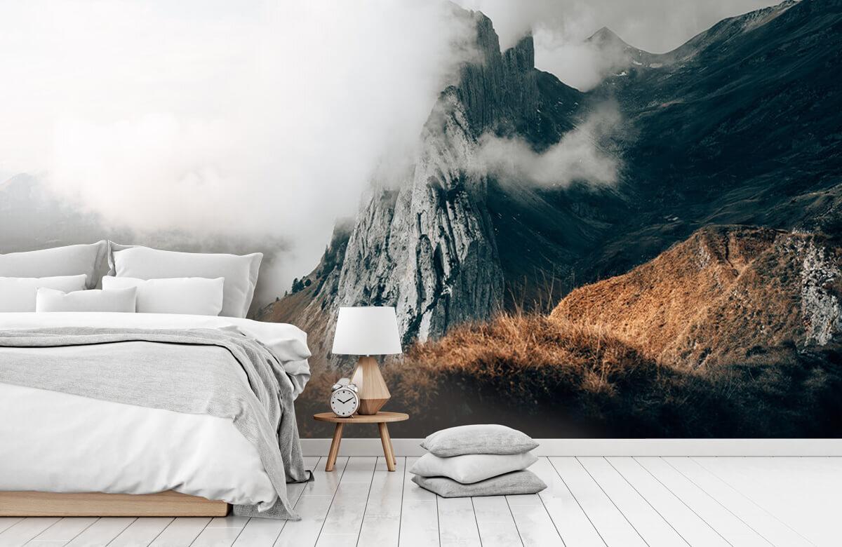 Wallpaper Alpes suisses 9