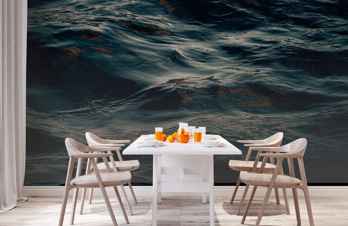 Wallpaper Les vagues de l'océan 1