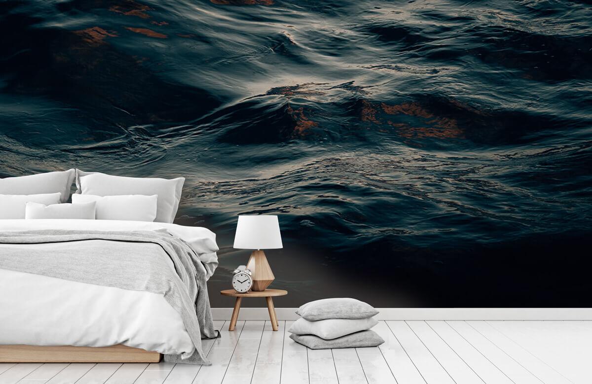Wallpaper Les vagues de l'océan 7