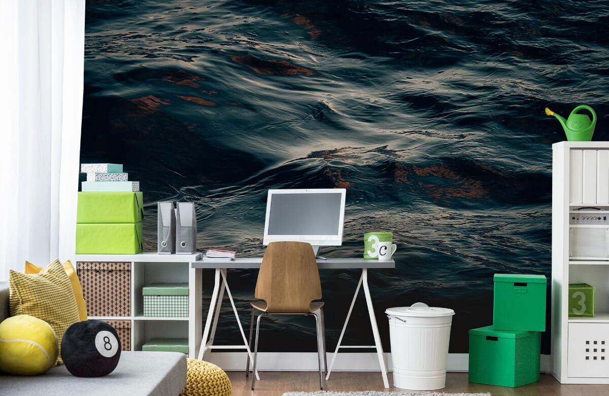 Wallpaper Les vagues de l'océan 9