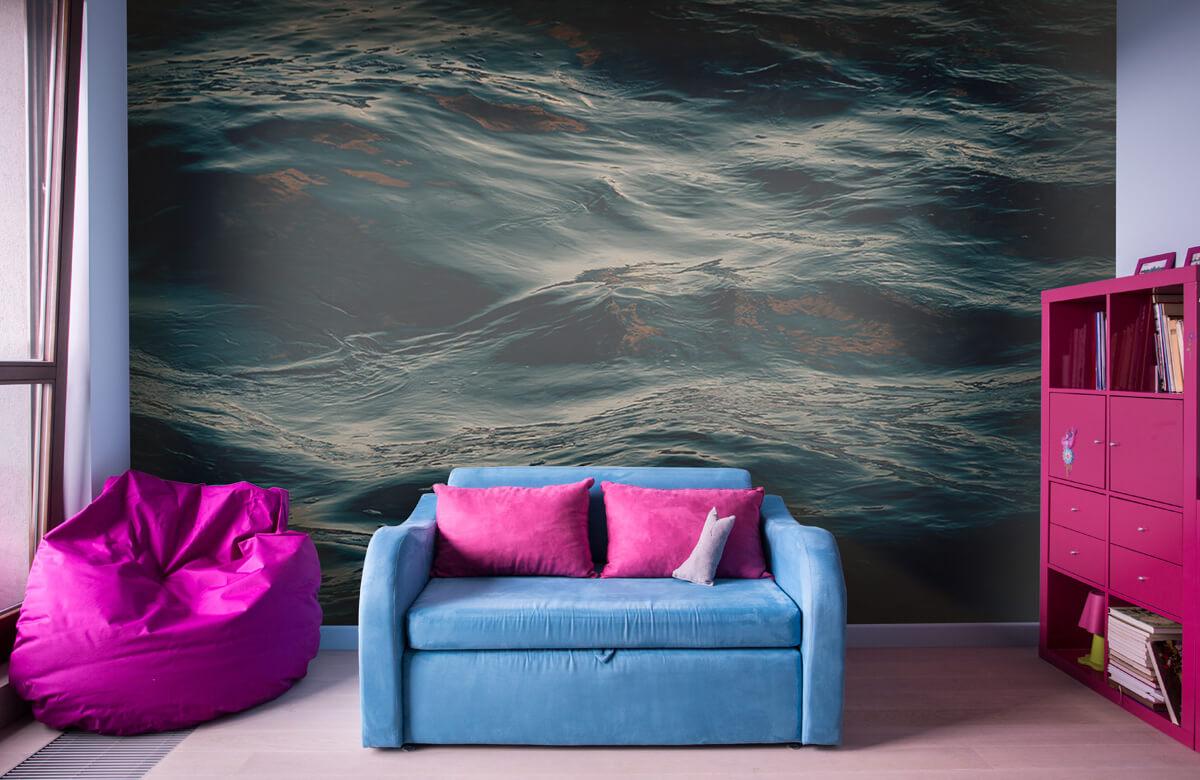 Wallpaper Les vagues de l'océan 10