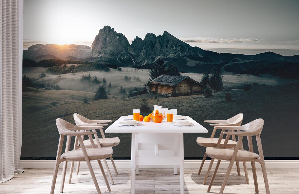 Wallpaper Paysage du Tyrol du Sud 4