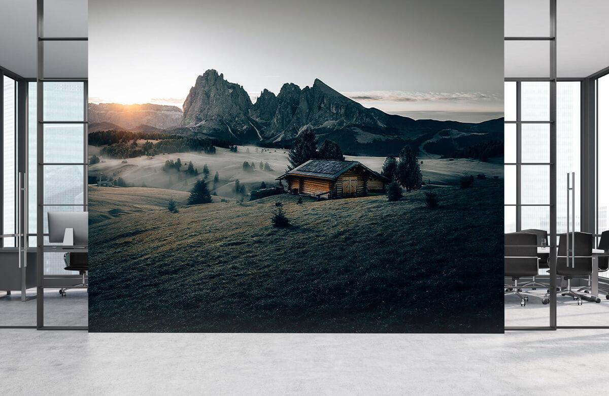 Wallpaper Paysage du Tyrol du Sud 6