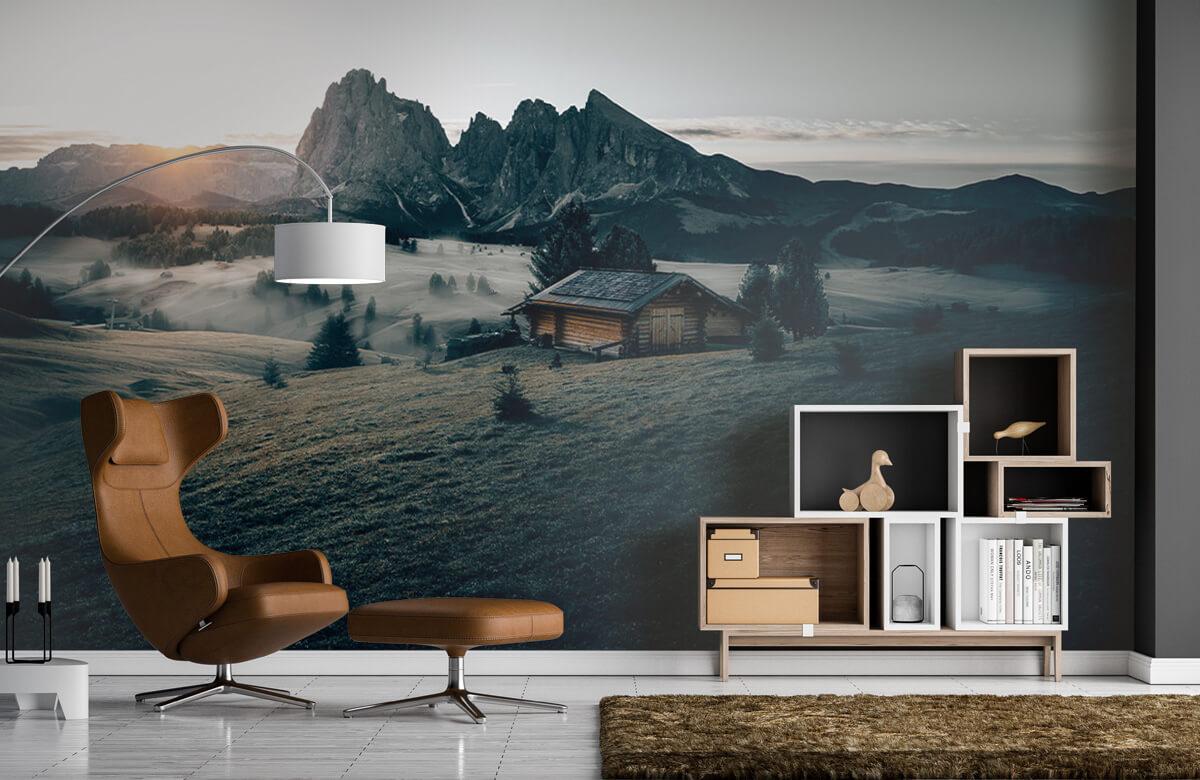 Wallpaper Paysage du Tyrol du Sud 8
