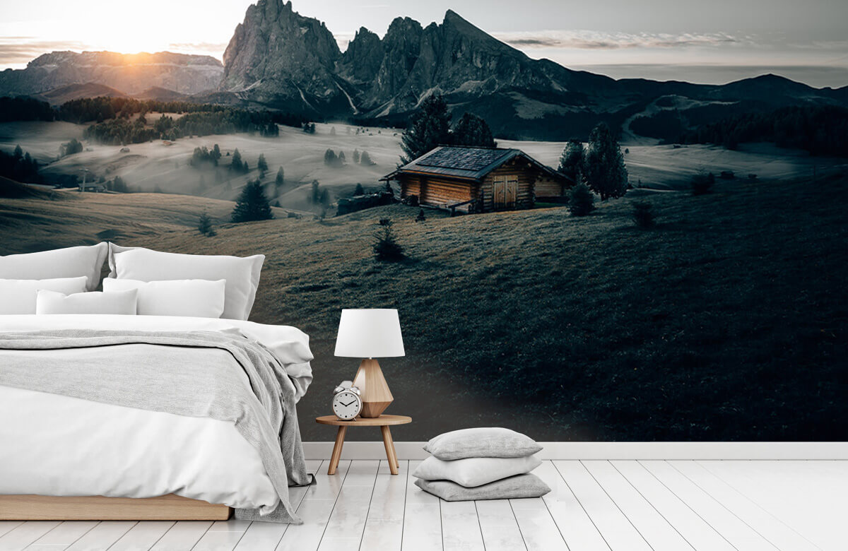 Wallpaper Paysage du Tyrol du Sud 10