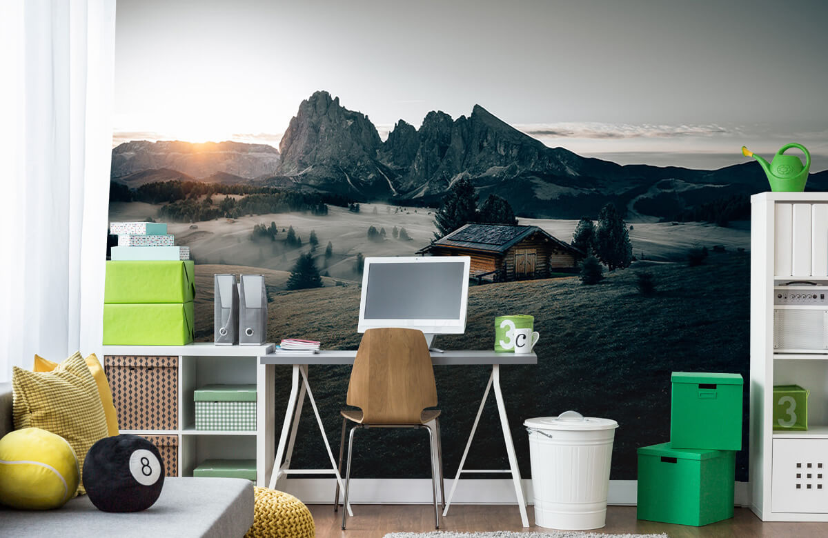 Wallpaper Paysage du Tyrol du Sud 9